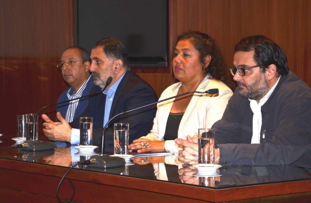 Asumieron nuevas autoridades de la Federación de Centros Vecinales.