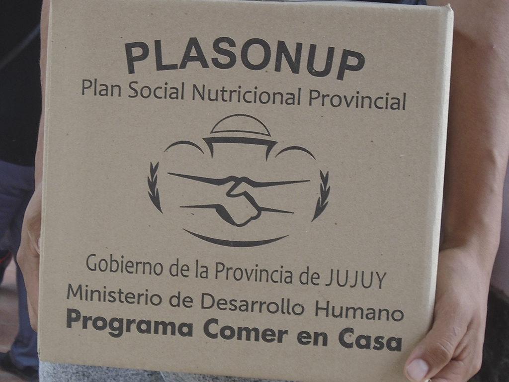 Desde el miércoles 27 continuará la entrega de Unidades Alimentarias en localidades del interior