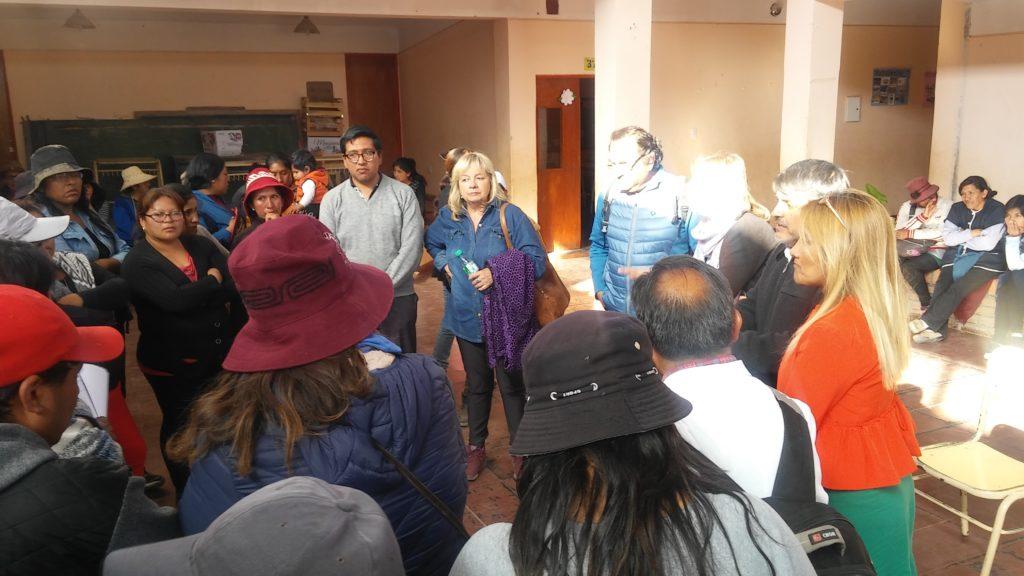 Dieron solución a necesidades de la Escuela Nº442 de Humahuaca