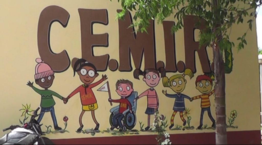 Centro Modelo Integral de Rehabilitación (CeMIR) del Barrio Alto Comedero