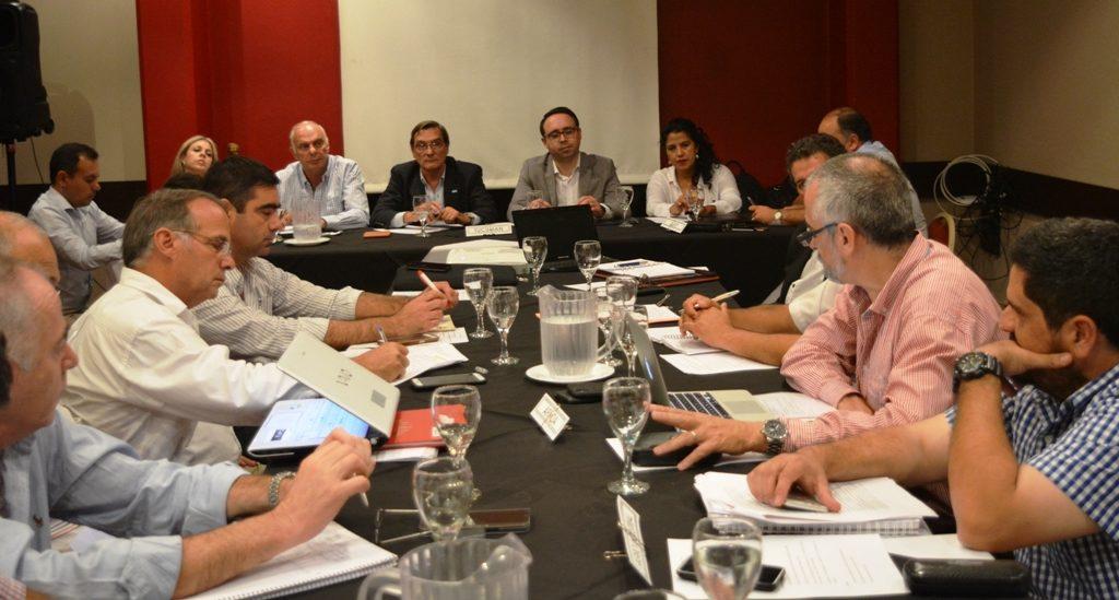 Reunión del CORENOA realizada en Jujuy